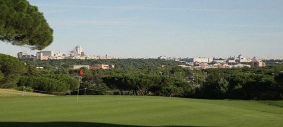 club de campo villa de madrid