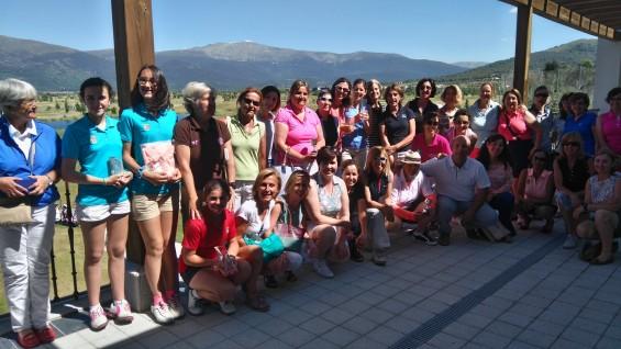 campeonato femenino cyl 2016