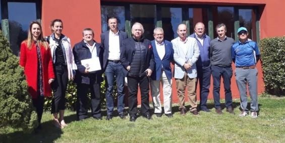Asociación de Campos de Golf de Castilla y León 2019