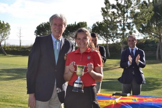 Campeonato de España Femenino PyP 2019 - Cristina Carlón