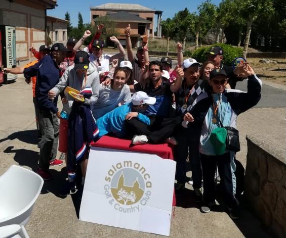 Escuela golf adaptado Salamanca 2019 (1)
