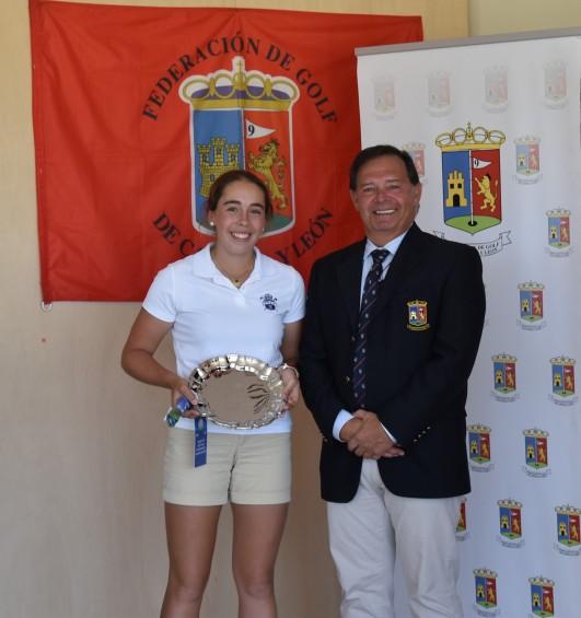 copa femenina cyl 03 2019 - nieves martín