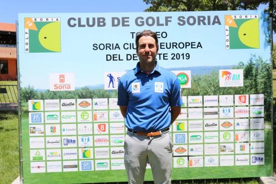 2019 Seve Ballesteros PGA Tour Soria 01 - Daniel Berná