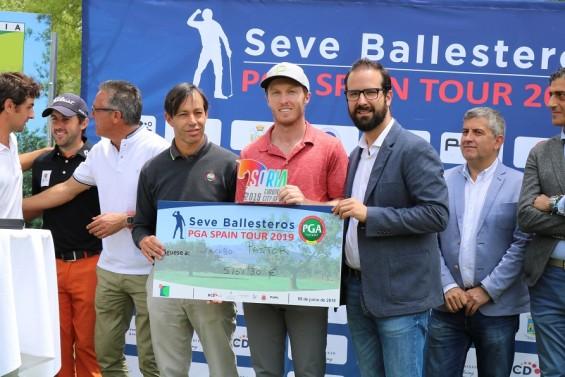 2019 Seve Ballesteros PGA Tour Soria 03 - Jacobo Pastor