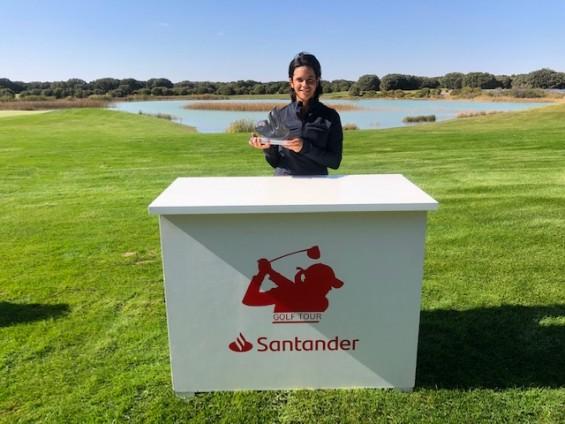 2019 Santander Golf Tour Lerma 02 - María Palacios (2)
