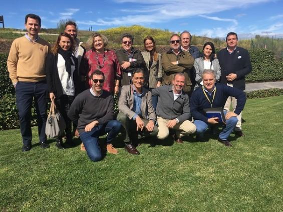 2020 Reunión Gerentes FFAA marzo