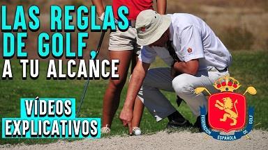 Reglas de Golf a tu alcance 2020