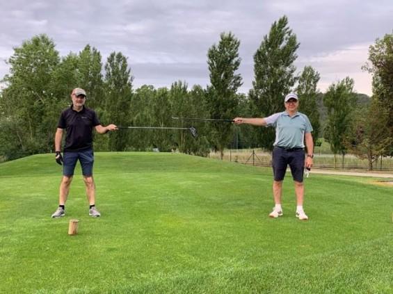 Protocolo apertura golf 4