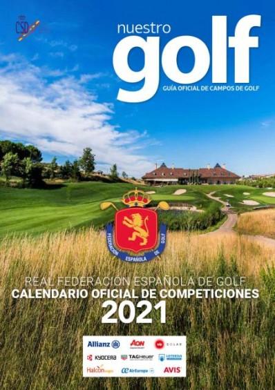 Guía Oficial de Campos de Golf 2021