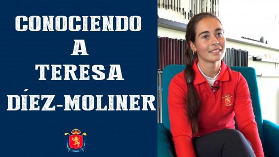 2021 Conociendo a Teresa Díez Moliner